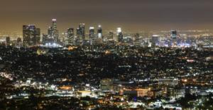 L.A. night